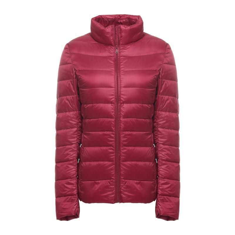 duck down jacket women