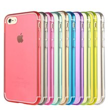 For Apple iPhone 7 iPhone7 Plus (Pro) Case Slim Crystal Clear Soft TPU Silicone Protective sleeve for iPhone 7 cover cases Capa