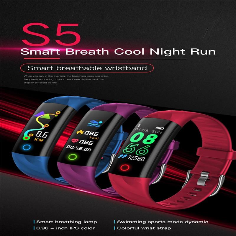 C1pro Smart Sport Schrittzähler Fitness Uhr Blutdruck/sauerstoff Herz Rate Tracker Outdoor Schritt Für übung Armband Schrittzähler Fitness & Bodybuilding