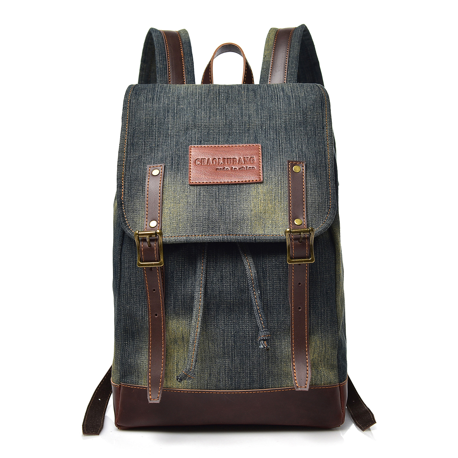 2018 Fashion Women Denim Backpack Famous Designers Brand Canvas Shoulder Bag Leisure Backpack for Girl or College Student рюкзак fashion tender 2015 z 082 canvas bag fashion college backpack women vintage backpack
