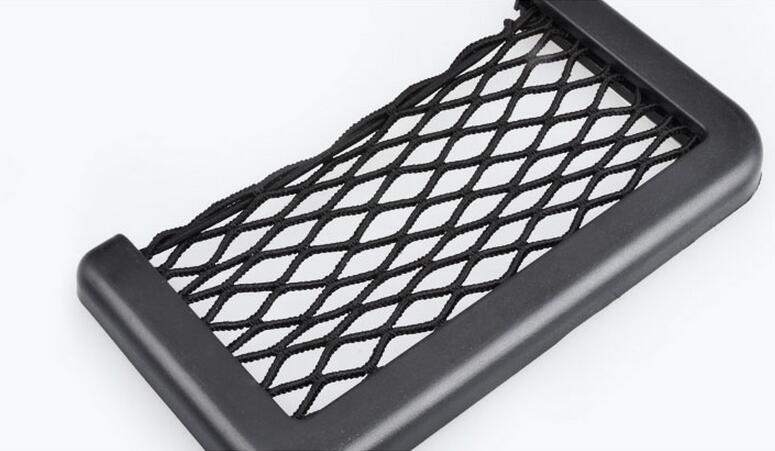 Автомобиля сумка для переноски Наклейки автомобиля Сетки для автомобиля сумка для хранения Автомобиль Стайлинг для Mini Cooper земляк Clubman R55 R56 ...