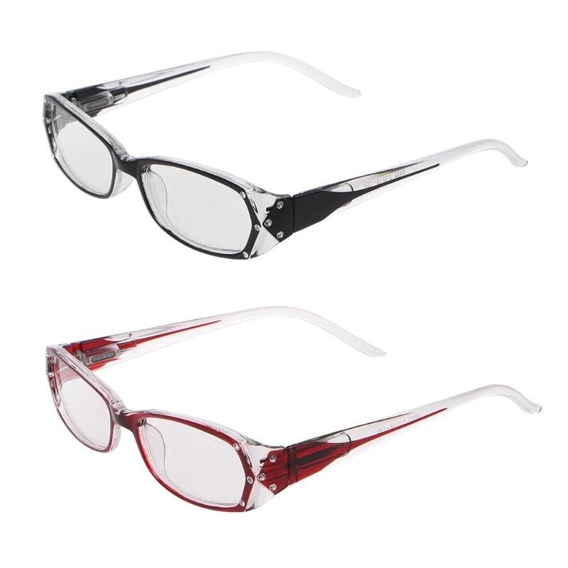 Женские очки для чтения, очки с инкрустированными стразами, диоптрий + 1,0 + 1,5 + 2,0 + 2,5 + 3,0 + 3,5 + 4,0, 2019|Женские очки для чтения|   | АлиЭкспресс