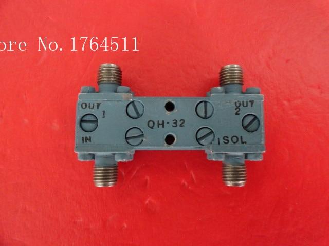 [BELLA] AEROFLEX QH32 1-2GHz Coup:3dB SMA Supply Bridge