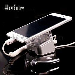 Acryl Handy Sicherheit Stehen Handy Display Alarma iphone Einzelhandel Sicherheit ipad Display Halter Tablet Einbrecher Alarme