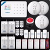 2018 Newest Kerui W18 WIFI GSM IOS Android APP Control Wireless Home Security Burglar Alarm System