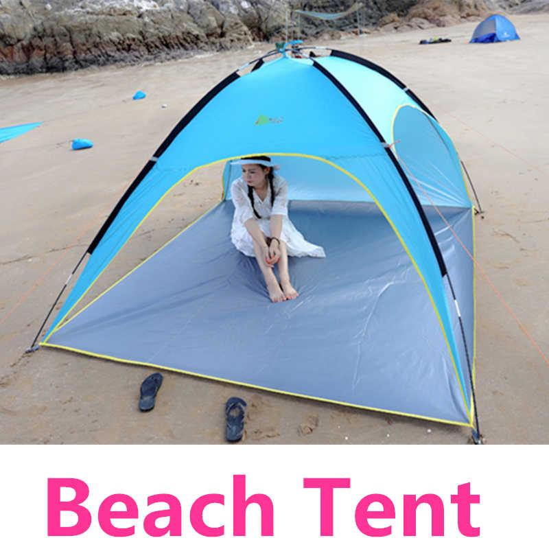 Beach Tent 210 130cm Sun Shade