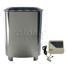 10.5KW380-415 V сауна плита из нержавеющей стали сухая сауна с цифровым контроллером CON