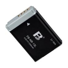 Pacote de baterias de lítio NB-13L NB13L 13L NB Bateria Da Câmera Digital Para Canon PowerShot G7 G7 G5 X G5X X G7X X Mark II G9 X G9X