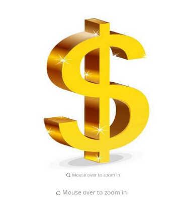 0 8 $ стоимость доставки/дополнительная плата за дополнительные деньги