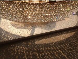 Image 5 - Phube Verlichting Franse Rijk Gold Kristallen Kroonluchter Chroom Kroonluchters Verlichting Moderne Kroonluchters Licht + Gratis verzending!