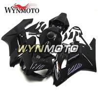 Мотоцикл Обтекатели Кузов для Honda CBR1000RR Год 04 05 2004 2005 ABS Пластик инъекции черный Fireblade Новый sportbike корпуса