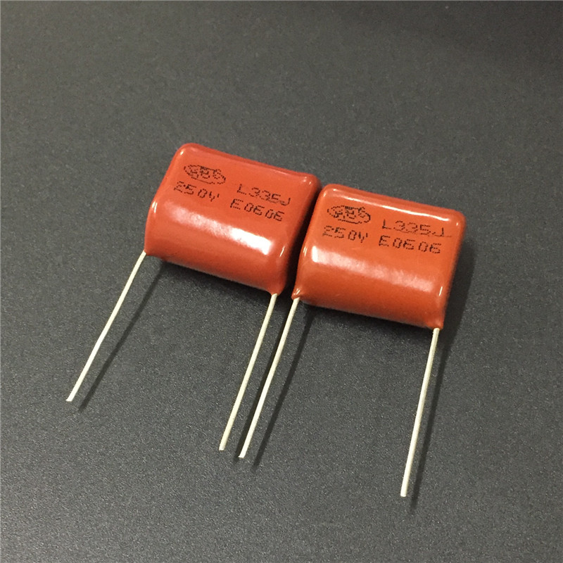 10PCS CBB 155J 400V CL21 1.5UF 1500NF P20 Metallized Film Capacitor