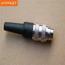купить Videojet Wilett 3 way DIN plug  WA500-0036-578 for Videojet Willett 43S 430 460 400 series Printer по цене 1319.96 рублей