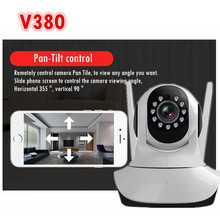 1280*720 HD wifi IP Camera baby monitor network wireless camera internet support memory record