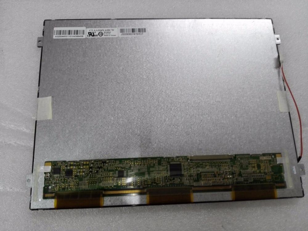 CLAA104XA02CW CLAA104XA01CW LCD Displays lq104v1dg61 lcd displays