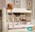 Beds For Boys And Girls Bedroom Furniture Castle Bunk Bed Children's Twins Double Single Loft Bed