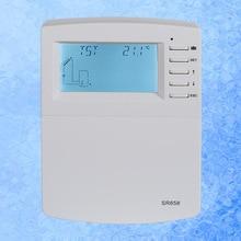 SR658 Solar Water Heater Controller Seat quantity Measurement, External Heat Exchange