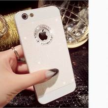 Glitter Powder Phone Case For iPhone 6, 6S, 5, 5S, SE 6, Plus 7