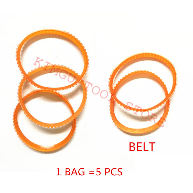 5 Pairs Replacement  Belt  For  HITACHI 958718 F20  P20SB P20ST P20SF P18DSL P14DSL JP20 Portable Planer