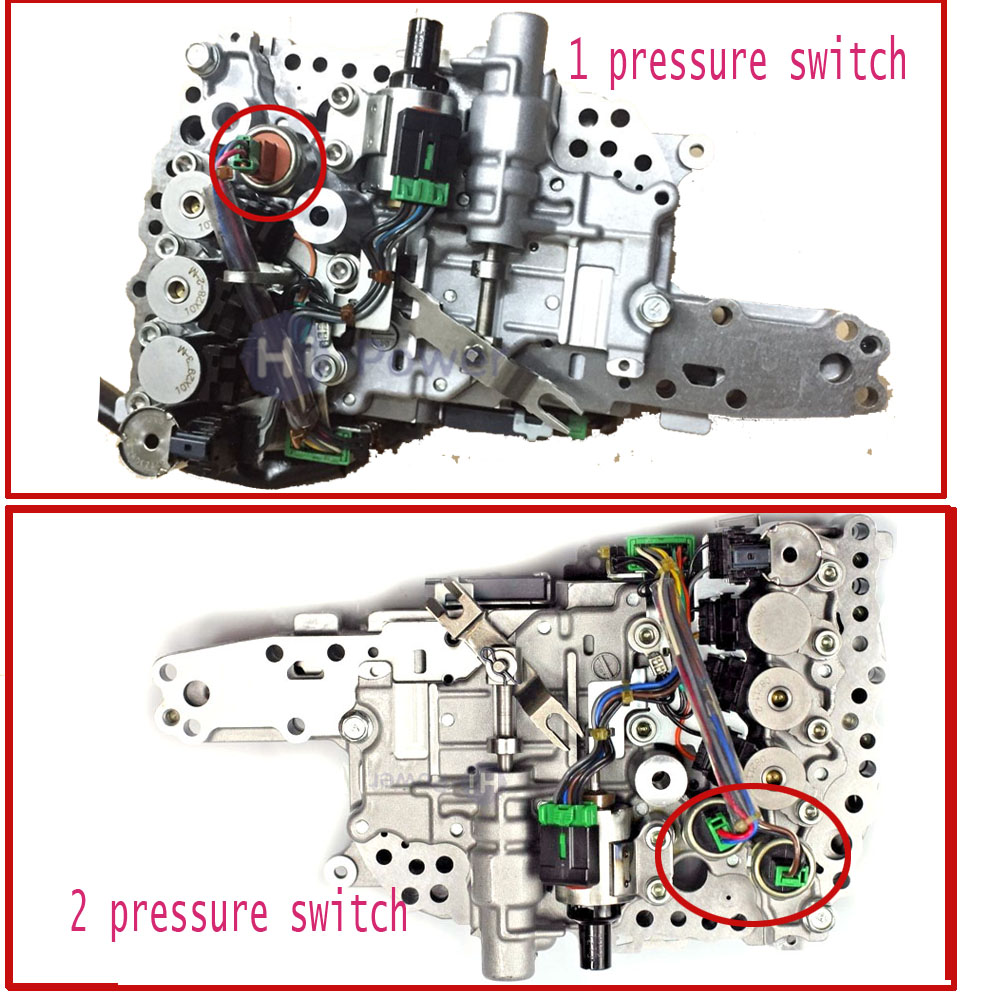 hight resolution of tested jf011e re0f10a f1cja transmission solenoid body for jeep patriot for mitsubishi lancer for nissan 1 6