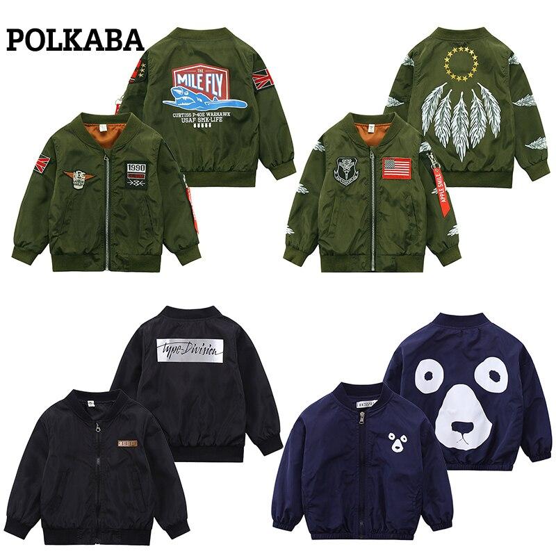 ⑤Rojo Negro abrigos primavera otoño bombardero chaquetas de manga ...
