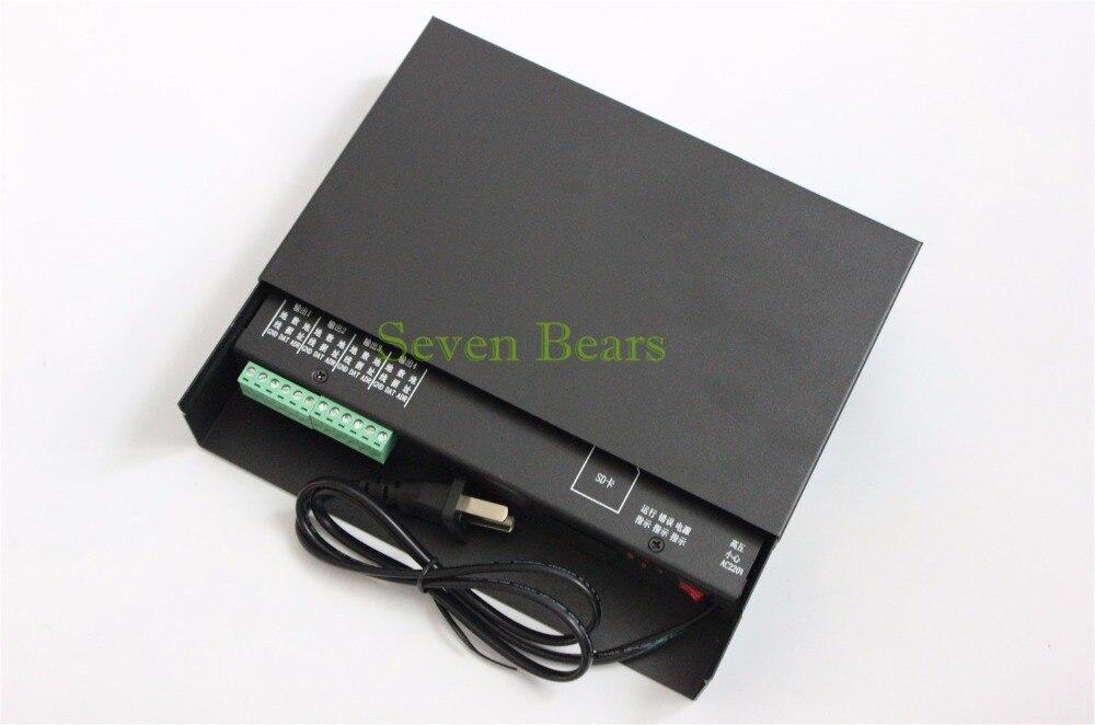 Contrôleur de carte SD T-4000AC étanche à la pluie T-4000 module de pixel led Programmable polychrome pour WS2811 WS2801 WS2812B 6803 1903 bande - 5