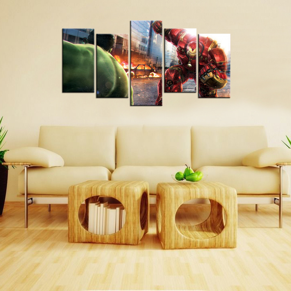 Outstanding Avengers Wall Decor Crest - Wall Art Collections ...