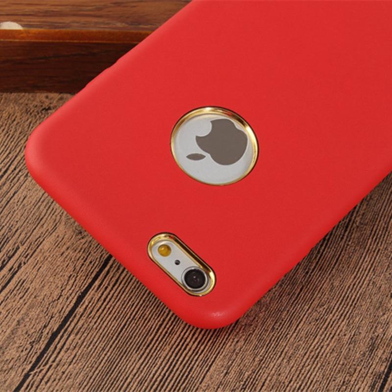 Շքեղ օրիգինալ PU կաշվե տուփ Apple iPhone 7 6 6S - Բջջային հեռախոսի պարագաներ և պահեստամասեր - Լուսանկար 3