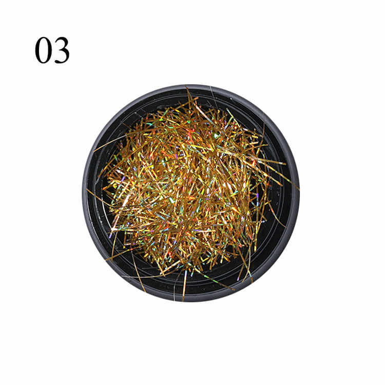 Detail Feedback Questions about 10pcs/lot Nail magic laser color