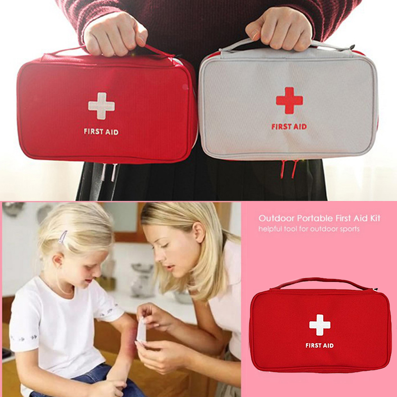 Hot Sale Large First Aid Kit Emergency Medical Box Portable Travel Outdoor Camping Survival Medical Bag Big Capacity Home/Car недорго, оригинальная цена