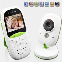 New 2.4 inch wireless baby monitor baby care device two way intercom foreign trade 602