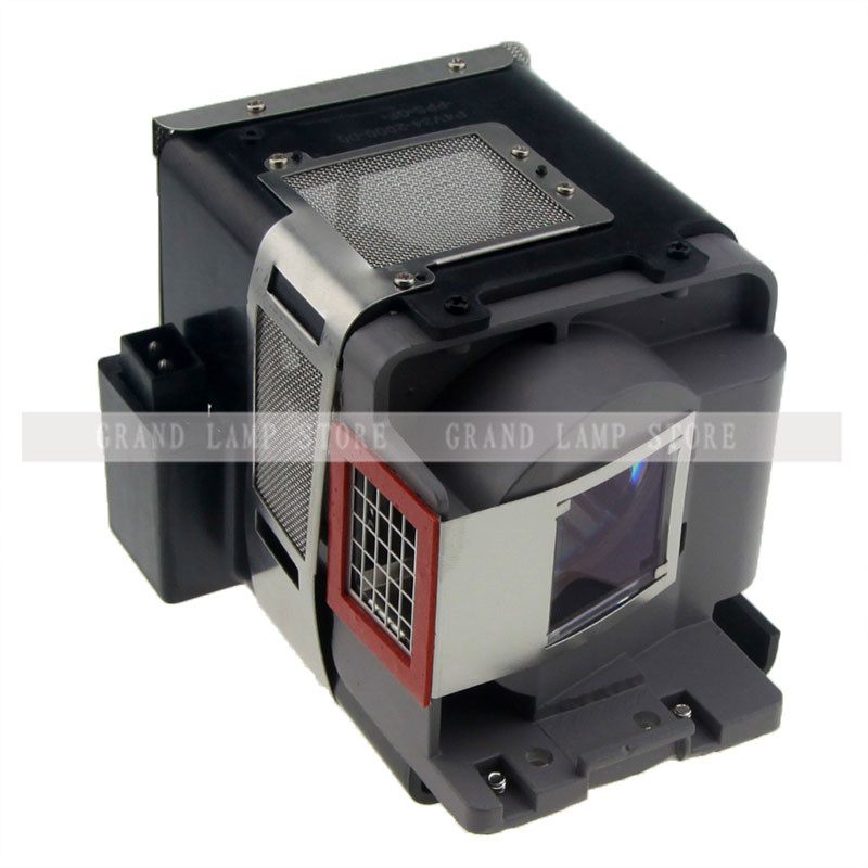 ФОТО VLT-HC3800LP Replacement Bare Lamp with Housing for MITSUBISHI HC77-11S HC77-10S HC3200 HC3800 HC3900 HC4000 Happybate