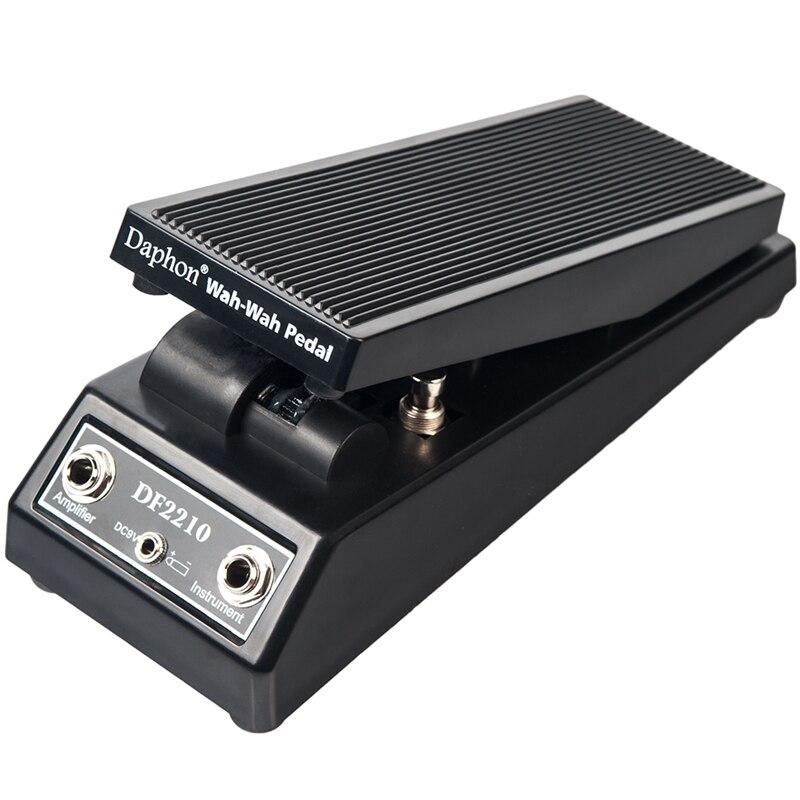 Daphon wah wah pedal- guitarmetrics