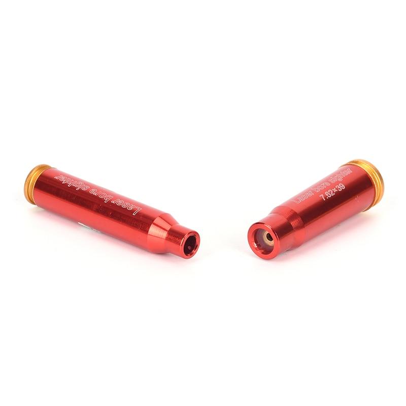 Red Hunting Red Laser Boresighter CAL.308 .223 30-06 CAL7.62x39 7.62X54 12GA 20GA Cartridge Tactical Bore Sighter Pakistan