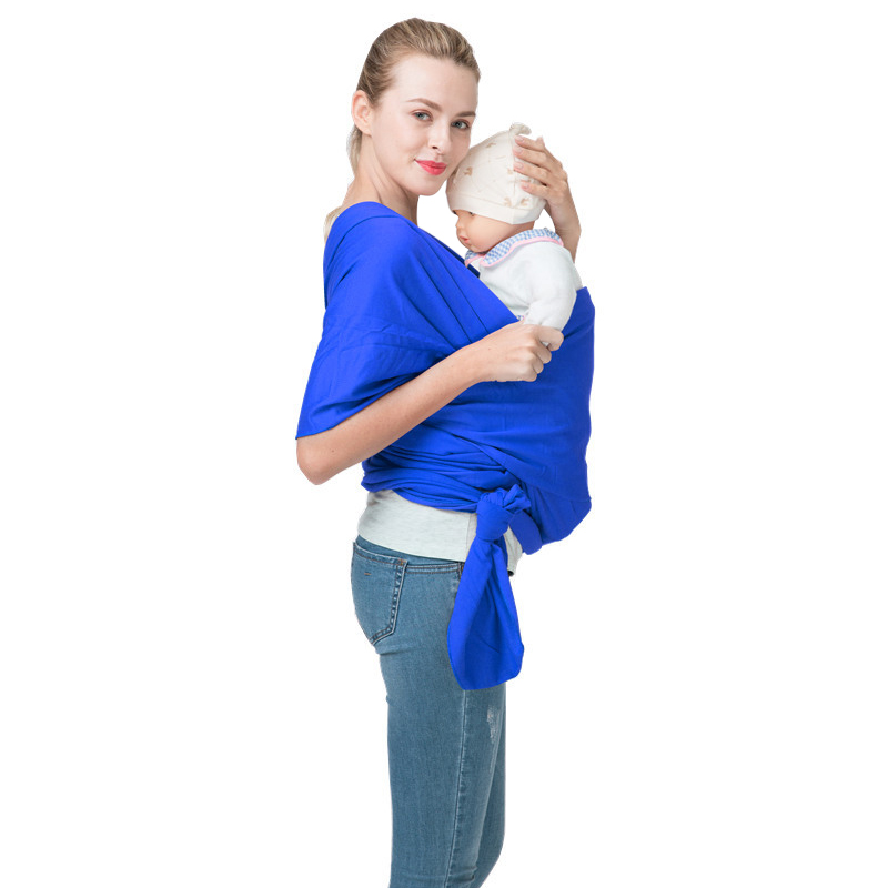 Comfortable Fashion 0 3 Yrs Baby Carrier Backpack Infant Sling Soft Natural Wrap Breathable Cotton Hipseat Nursing Cover in Backpacks Carriers from Mother Kids