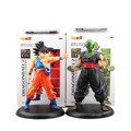 20 CM 2 pçs/set Dragon Ball Z Tenkaichi Budokai Son Goku Piccolo DX Figuras de Ação Brinquedo Figura Anime Figura de Ação