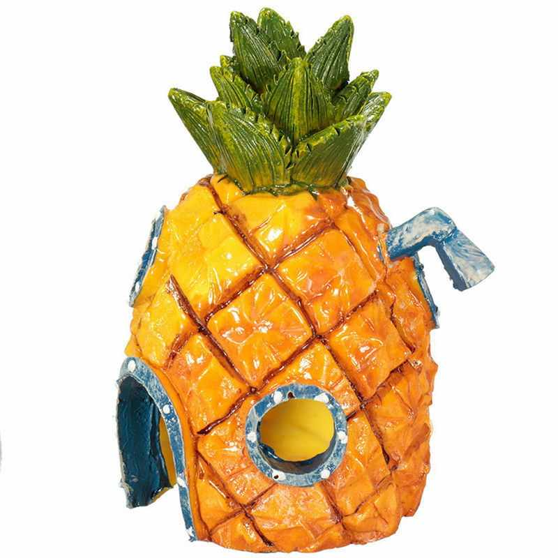 7700 Koleksi Gambar Rumah Nanas Spongebob HD