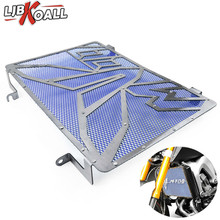 Stainless Steel Motorcycle Radiator Guard Grille Protector Cover For Yamaha MT-09 MT09 FZ09 FZ-09 MT FZ 09 2015 2016 2017 2018 motorcycle stainless steel radiator guard protector grille grill cover for yamaha mt 09 mt09 fz09 fz 09 2013 2014 2015 xsr900