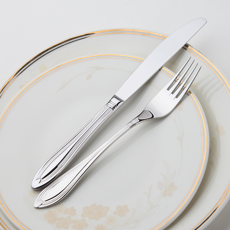 Stainless Cutlery 24 Flatware Sets