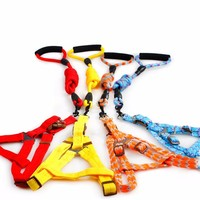 BP Pets Rope Foam accessories collars harnesses leads For A Horse Chest Straps Gou Sheng Chain Round Package Core CW XQ6