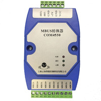 RS485 RS232 serial port zu MBUS/M-BUS konzentrator meter lesen converter modul super 300 slave station