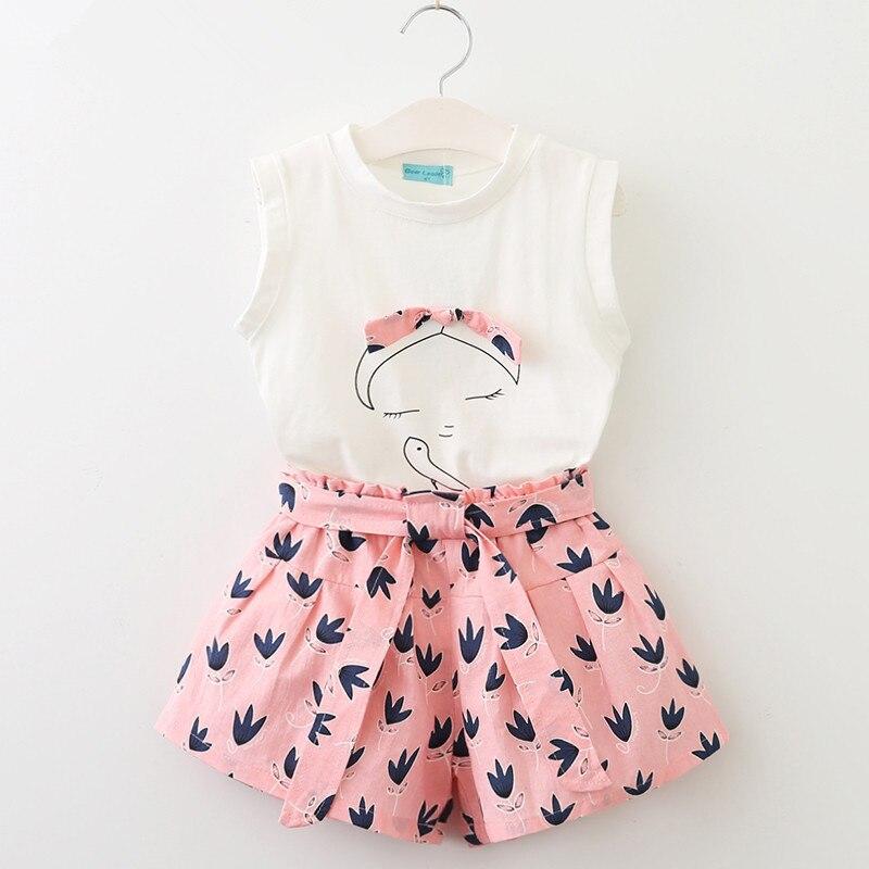 Shorts, Kids, Floral, Tops, Baby, Sets