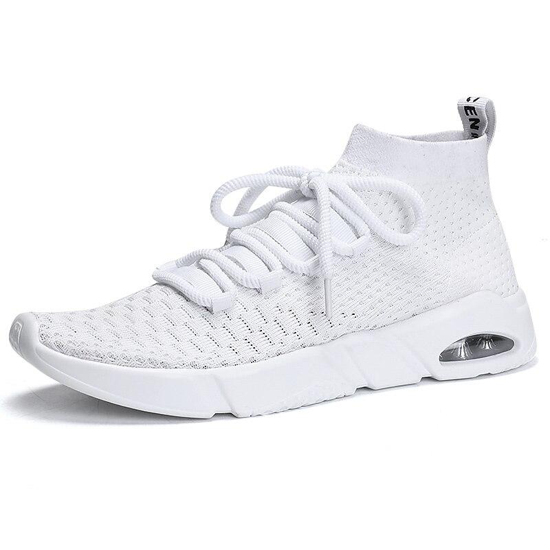 Man Sneakers Running Shoes For Men Lightweight Flying Sport Men Sneaker Jogging Male Trainers Footwear Masculino Esportivo 35