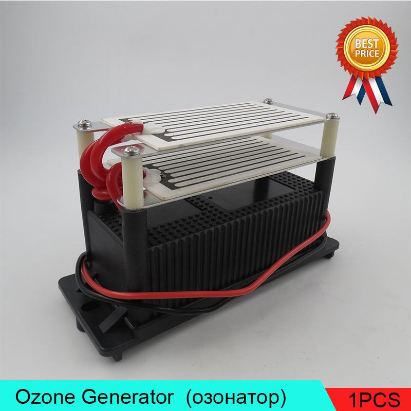 Low Energy Ozone Generator Low Maintenance 7g (7000mg) Air Purifier 110V-220V Air Lonizer lightweight O3 Ozone Generator 2pcs lot low energy ozone generator deodorizer 3 5g 3500mg air purifier sterilizer air lonizer lightweight low energy