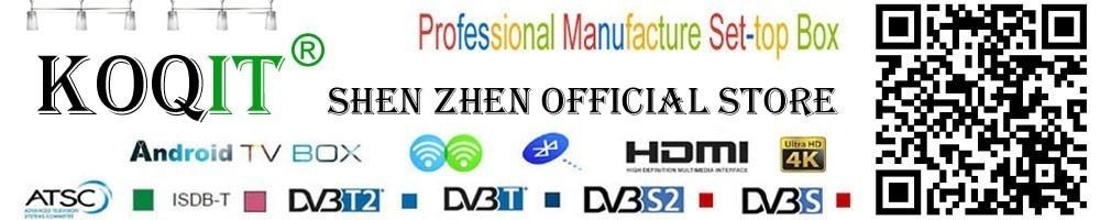 1080P DVB-S2 Satellite Receiver DVB S2 Receptor Digital TV Box Tuner Cline BissVu Decoder m3u IPTV Ethernet Wifi Youtube Player 7