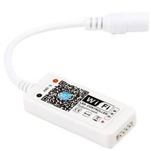 C15 Wifi LED RGB Controler DC12V MIni Wifi RGB Controlador de LED RGB para Tira CONDUZIDA