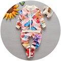Primavera Niñas Boutique de Ropa de Impresión Niñas Boutique de Ropa de La Mariposa Colorida Mariposa Colorida Niñas Boutique de Ropa