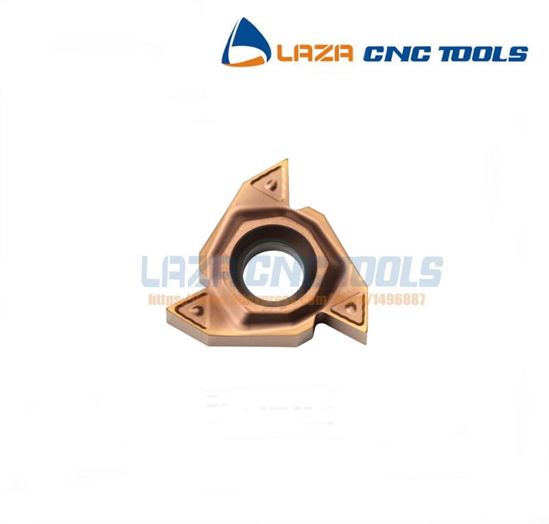 DESKAR 10P 16IR 11BSPT LDC Threading Blade CNC Carbide Insert  For Steel parts