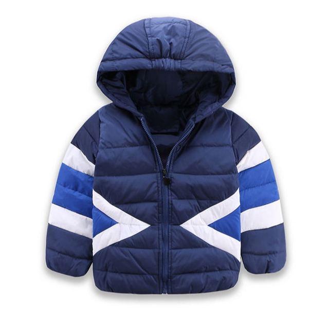 New arrival Autumn winter warm baby boys down jackets children Parkas baby boy outerwear vetement enfant J0129