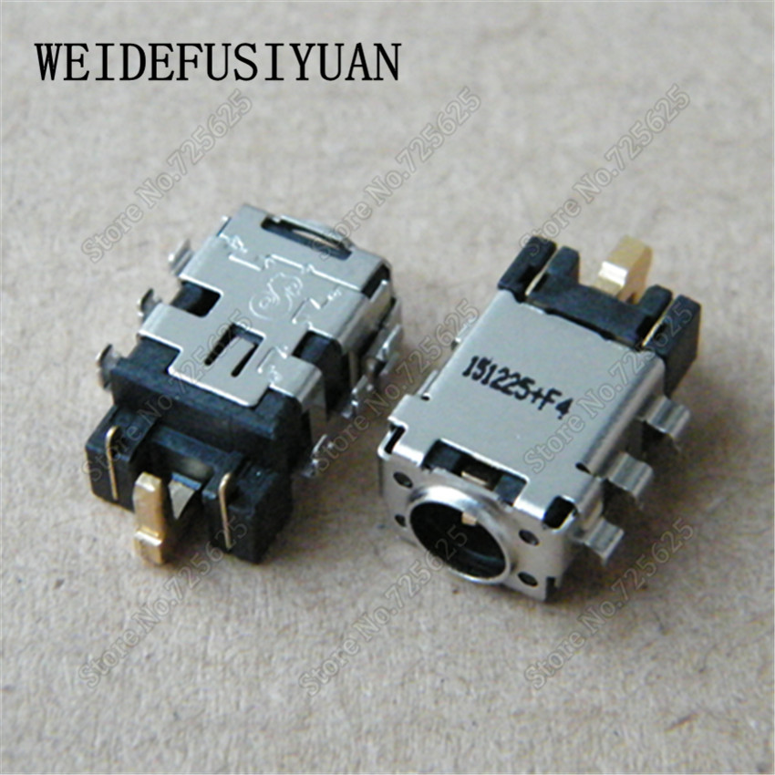 New AC DC in Power Jack Plug Port Connector Socket for Asus X540 X540S X540L X540LA X540LJ X540SA  X540SC 1pcs dc power jack socket plug connector port for asus k53e k53s mother board new arrival wholesale